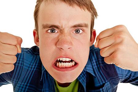 نحوه برخورد با فرد عصبانی