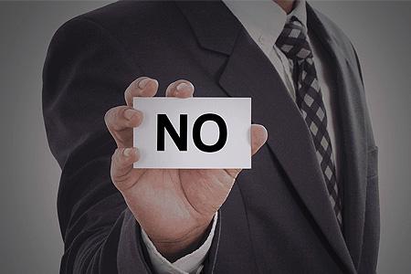 مهارت نه گفتن - نحوه بیان نه: چطور نه بگوییم؟