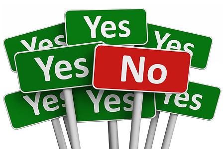 مهارت نه گفتن - بخش سوم: چطور طرف مقابل به نهِ ما بله بگوید!