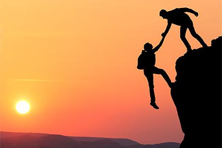 روش اعتماد کردن به دیگران