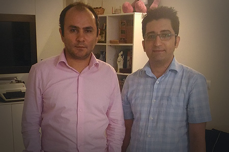 ارتباطات در فضای آنلاین در گپ و گفت با حمید محمودزاده