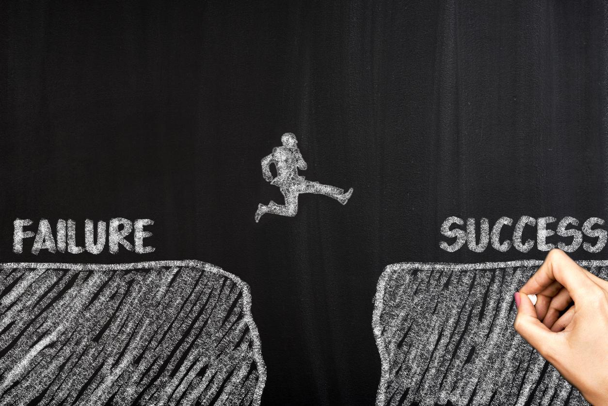 چرا باید روی شکست تمرکز کنید، نه موفقیت؟!